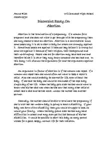 persuasive essay on abortion college homework help  persuasive essay on abortion